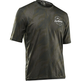 Northwave Enduro MTB Maillot manches courtes Homme, green olive